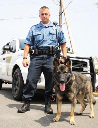 New K9 Officer in Washington Twp k9wtwp001.jpg