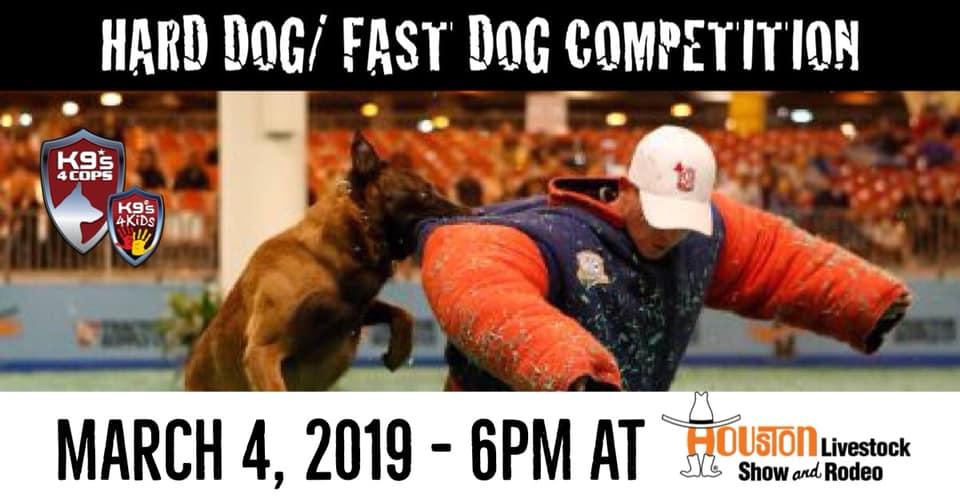 hard dog fast dog